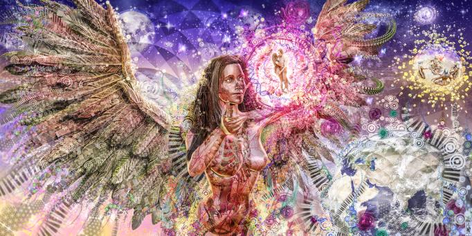 Devine Guardians of love