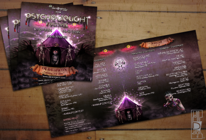Psychedelight - Halloween 2014 - Stereorganic