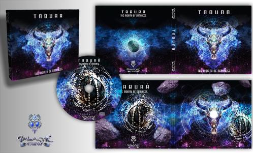 "Galactic Crew - EP Tabùra ""the reibirt of Darkness"" (Brasil)"