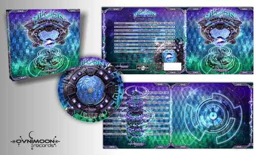 v.a Jikukan: The Space-Time Chronicles - Ovnimoon records compilation (USA) www.facebook.com/OvnimoonRecords