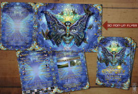 """Cosmic Change V """"Diamond Edition"""" - TRANSFORMATI'OHM (Portugal)"""