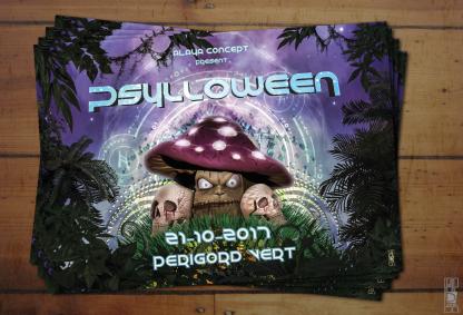 Psyloween - Alaya Concept (France)