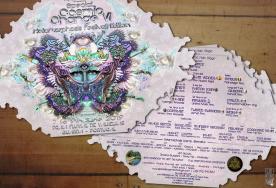Festival Cosmic Change Vol VI - TRANSFORMATI'OHM (Portugal)