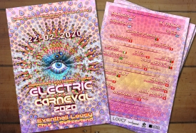 Electric Carneval 2020 - QR entertainement & Explosive Nature (Swiss)